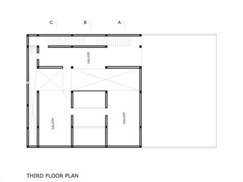 small art gallery floor plan cat nguyen