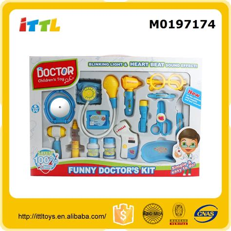 New Products To Play With by New Arrival Pretend Play Doctor Set Doctor Toys High