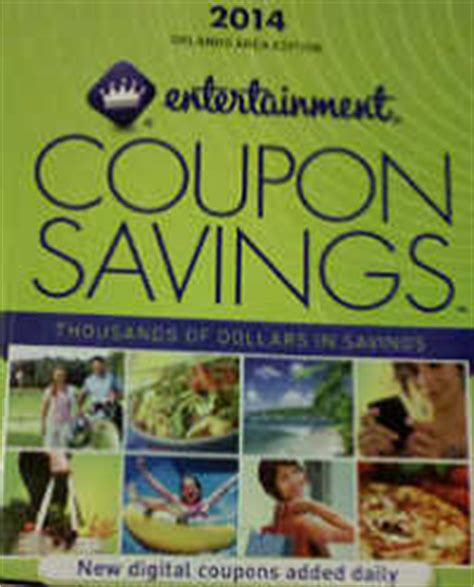 entertainment books orlando entertainment book offers savings on dining and more in orlando citysurfing orlando