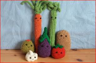 amigurumi vegetables pattern summer fruit vegetables amigurumi calendar contestant