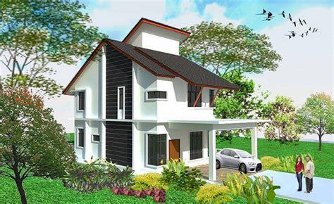 desain rumah villa mungil desain rumah model villa info bisnis properti foto