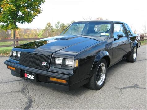 1987 buick grand national gnx cool cars