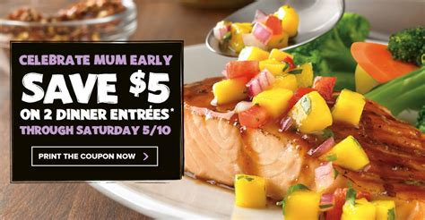 Outback Steakhouse Gift Card Special - outback steakhouse coupons and special offers