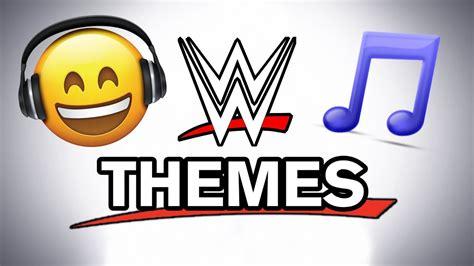 wwe themes quiz if wwe theme songs were emojis youtube