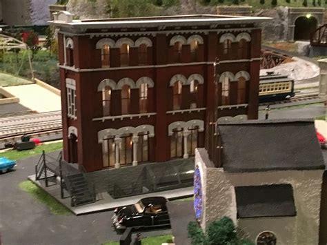 scale building kits model structures  model railroads