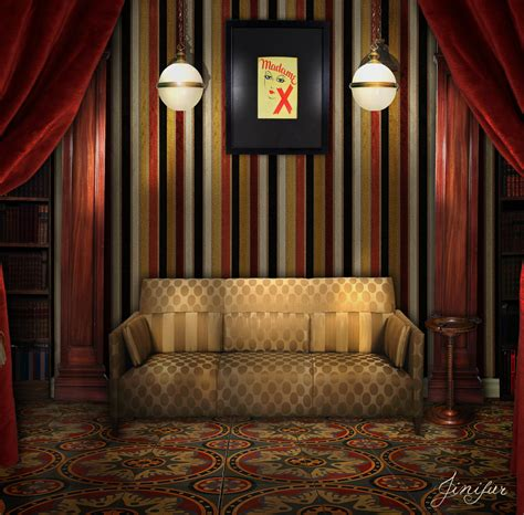 In The Vip Room by Vip Room By Jinifur On Deviantart