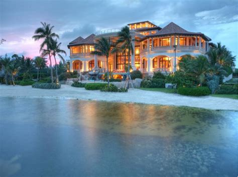 poll which oceanfront mega mansion do you like best
