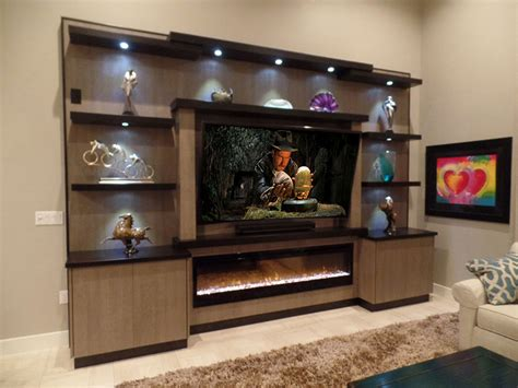 modern tv entertainment center modern tv stand into the glass contemporary