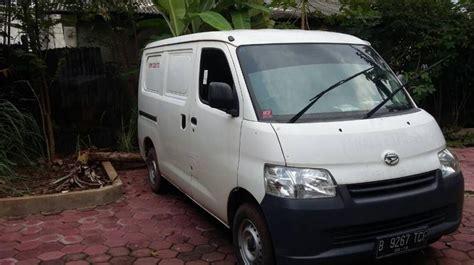Jual Freezer Box Bekas Di Medan gran max box jual grandmax blindvan mobilbekas