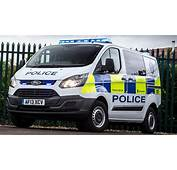 The Scottish Police Force Scotland Has Made Its First Fleet