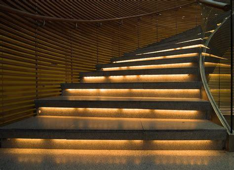 eclairage escalier interieur galerie photos sd tech