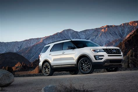 ford explorer ford explorer reviews research used models motor
