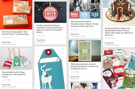 last minute holiday gifts and ideas on pinterest cool