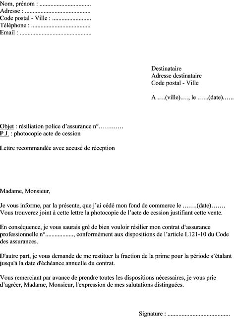 Lettre R Siliation De Bail Word retail store manager resume exles resume microsoft word