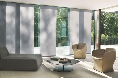 tende moderne per interni design tessile indoor tende