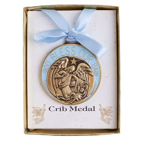 Crib Medals by Catholic Store Religious Store Catholic Bookstore The