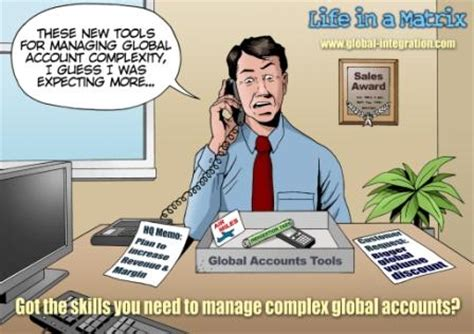Global Account Manager by Account Management
