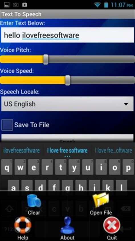 free voice to text apps for android 5 text to speech apps tts apps for android