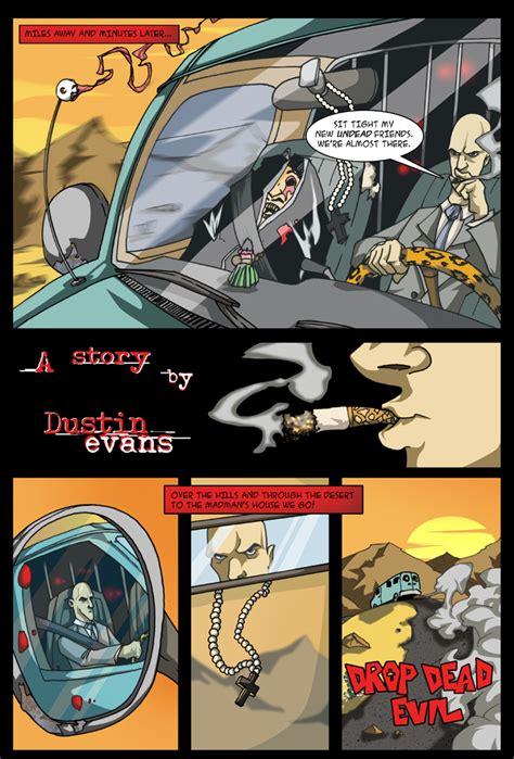 drop dead 5 drop dead evil page 5 revised by dustinevans on deviantart