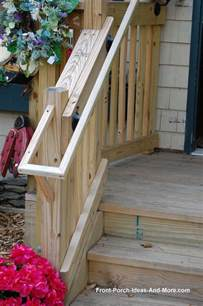 Porch Handrails For Steps Stair Hand Rails Porch Hand Rails Deck Hand Rails