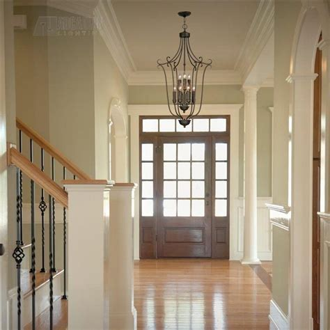 Entryway Lighting by Multi Family Traditional Foyer Light