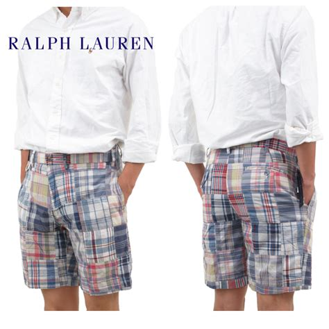 Ralph Patchwork Shorts - abjnuts rakuten global market ralph s quot india