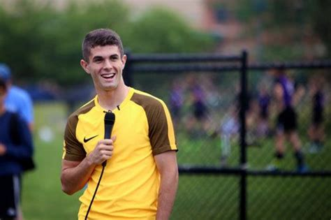 christian pulisic hershey high school christian pulisic comes home to hershey summer classic