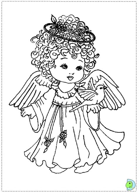free coloring pages guardian angels free guardian angels coloring pages