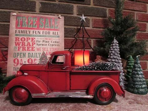 red christmas vintage pick ups for sale 1000 images about on country rustic and decor