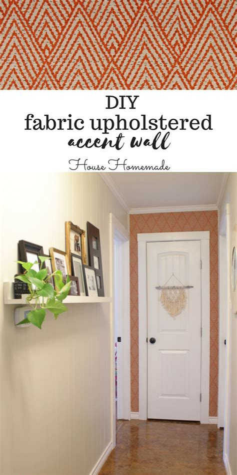 fabric wall upholstery tutorial learn how to upholster the walls of your home with beautiful