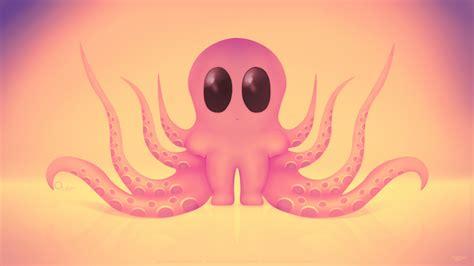 desktop wallpaper for mac cute octo octopus funny love art cute toy mac pc desctop free