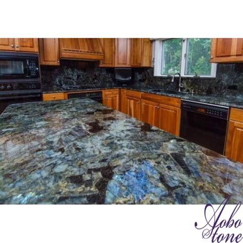 White And Blue Granite Countertops Labradorite Big Blue Granite Kitchen Countertops Cost