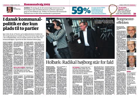 artikel layout desain avisen kommunen i nyt design avisdesign