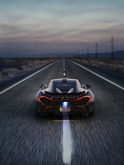 McLaren P1   iPhone & iPad Wallpaper