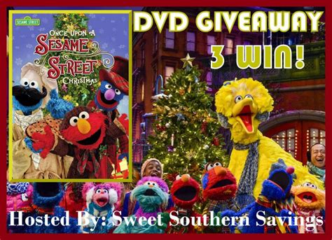 gloria s bits and pieces once upon a sesame street - Sesame Street Giveaways