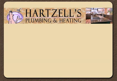 Pa Plumbing License by Hartzell S Plumbing Heating Photos