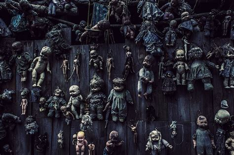 haunted doll city facts about the creepy island of mexico would make you