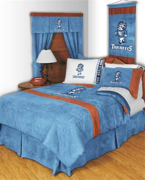 Unc Comforter by Carolina Tarheels Mvp Comforter