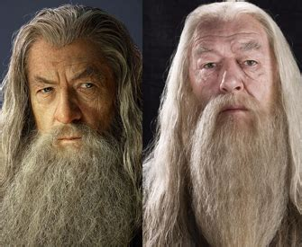 actor gandalf and dumbledore who is the best wizard gandalf or dumbledore baconbag