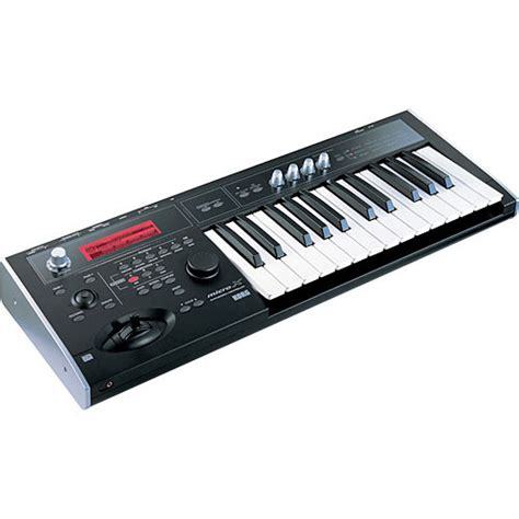 Update Keyboard Korg korg microx 25 key synthesizer and usb midi controller microx