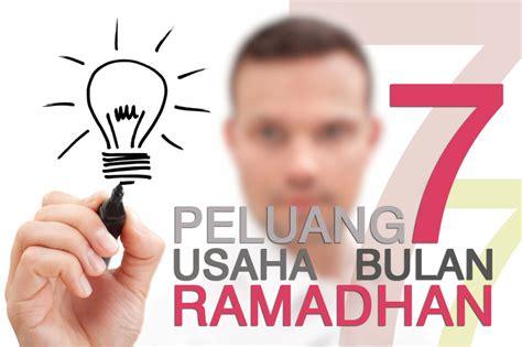 peluang usaha  bulan ramadhan argiacybercom