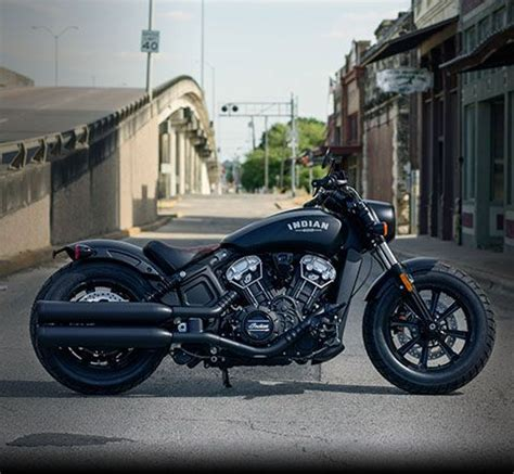 Indian Motorrad Modelle 2018 by 2018 Indian Scout Bobber Motorcycle Thunder Black 2018