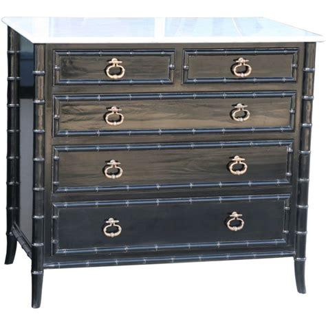 black faux bamboo dresser polished black lacquer faux bamboo dresser dresser