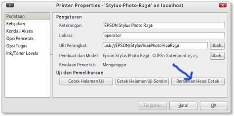 cara reset epson r230 di windows 8 cara reset printer epson stylus photo r230 di linux blankon