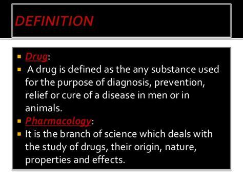 Pharmacology Ppt Pharmacology Ppt Presentation