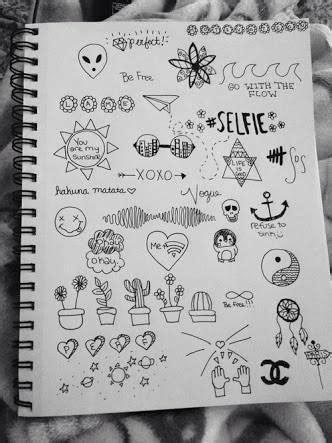 dibujos, grunge, supplies, tumblr, diseños, school books