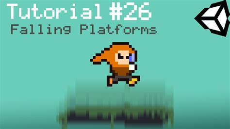 unity tutorial save game unity 5 2d platformer tutorial part 26 falling
