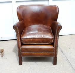 small leather armchair for sale at 1stdibs