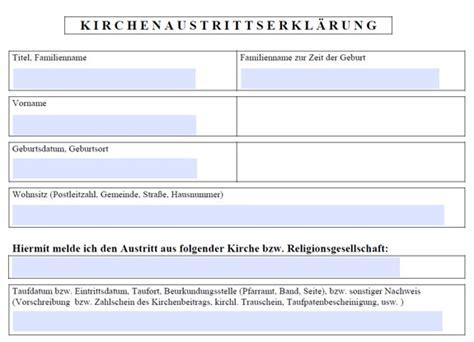 Vorlage Austritt Aus Kirche Kirchenaustritt Per Atheismus Info 1082