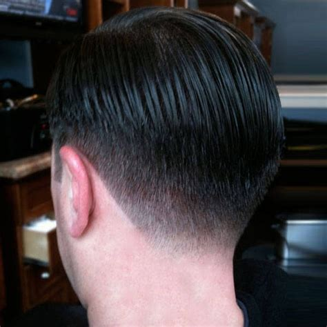 hair tapers at the back mens tapered back haircut photos short hairstyle 2013